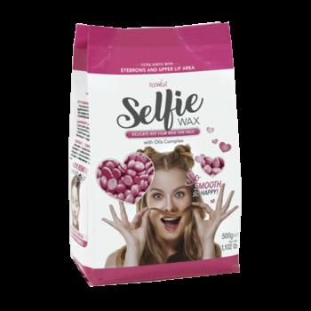 Воск пленочный Italwax Selfie 500гр