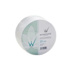 Полоски для депиляции в рулоне ItalWax Monouso, 7см*50м, 80г/м