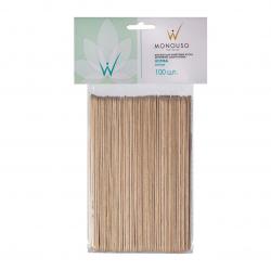 Шпатели деревянные ItalWax Норма 16*150мм, 100шт